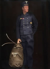 IN THE PAST TOYS U-BOAT CREWMAN